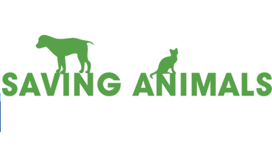 saving animals during disasters logo
