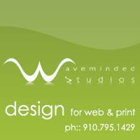 waveminded studios web design
