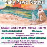 7th Annual Salty Paws Festival
